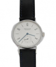 NOMOS(ノモス)の古着「タンジェント/手巻き腕時計」|文字盤(ホワイト)