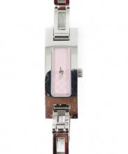 GUCCI(グッチ)の古着「3900L/リストウォッチ」|シルバー