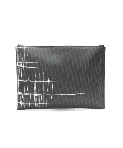 online retailer c6900 6b012 [中古]DIOR HOMME(ディオールオム)のメンズ バッグ クラッチバッグ