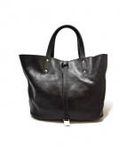 TIFFANY & Co(ティファニーアンドコー)の古着「トートバッグ」|ブラック