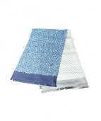 HERMES(エルメス)の古着「ネクタイスカーフ」 ブルー