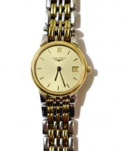 LONGINES(ロンジン)の古着「腕時計」 ゴールド