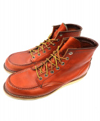 RED WING(レッドウイング)の古着「アイリッシュセッター」 ブラウン