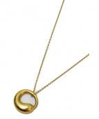 TIFFANY & Co.(ティファニーアンドコー)の古着「ネックレス/Peretti」 ゴールド