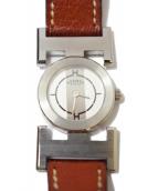HERMES(エルメス)の古着「クォーツ腕時計/パプリカ」