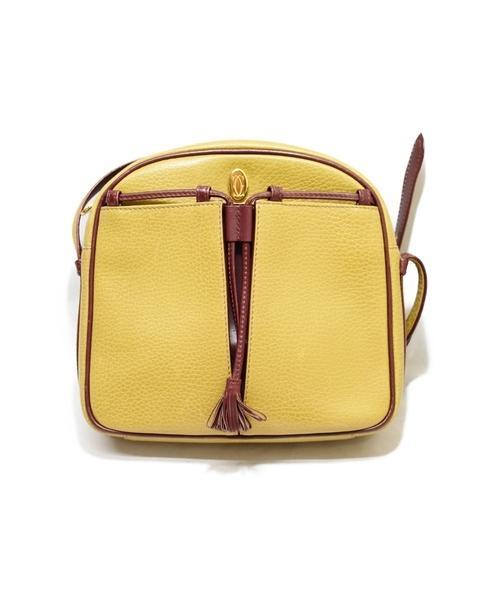 release date: 3b242 79de9 [中古]Cartier(カルティエ)のレディース バッグ ショルダーバッグ
