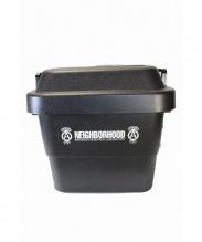 NEIGHBORHOOD(ネイバーフッド)の古着「SRL.BOX/P-TRUNK CARGO」|ブラック