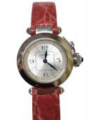 Cartier(カルティエ)の古着「ミスパシャ/レディースウォッチ」