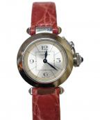 d09cb2271f52 中古・古着通販】Cartier (カルティエ) 2つ折り財布 バーガンディ|古着 ...
