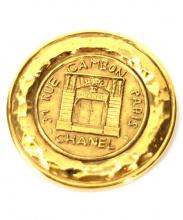 CHANEL(シャネル)の古着「カンボン」 ゴールド
