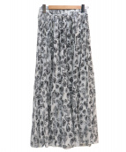 Deuxieme Classe(デューズィエム クラス)の古着「ペイズリースカート」