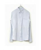 Martin Margiela14(マルタンマルジェラ14)の古着「ストライプシャツ」