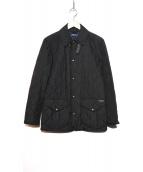 RALPH LAUREN(ラルフローレン)の古着「キルティングコート」|ブラック