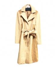 Brooks Brothers(ブルックスブラザーズ)の古着「ベルテッドチェスターコート」|キャメル