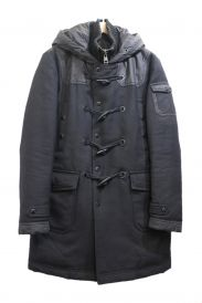 MONCLER(モンクレール)の古着「ダウンダッフルコート」