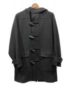 Dior Homme(ディオールオム)の古着「ダッフルコート」|ブラック