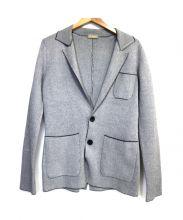 Cruciani(クルチアーニ)の古着「ニットジャケット」