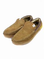 VISVIM()の古着「ISLAND LAKE SLIPPER FOLK」