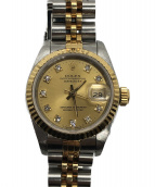 ROLEX(ロレックス)の古着「デイトジャスト自動巻き時計」