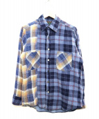 Ron Herman(ロンハーマン)の古着「ヴインテージ加工チェックシャツ」