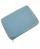 HERMES(エルメス)の古着「手帳カバー」|ブルー