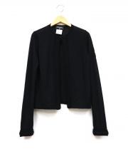CHANEL(シャネル)の古着「カシミヤカーディガン」|ブラック
