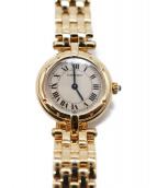 Cartier(カルティエ)の古着「パンテールヴァンドーム」|ホワイト