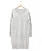 ENFOLD(エンフォルド)の古着「ニットドレス」