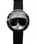 FENDI(フェンディ)の古着「マイ ウェイ カーリト/クォーツ腕時計」
