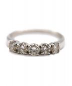 NO BRAND JEWELRY(ノーブランドジュエリー)の古着「ダイヤモンドリング」