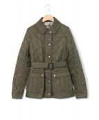 BURBERRY BRIT(バーバリー・ブリット)の古着「キルティングジャケット」
