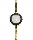 GUCCI(グッチ)の古着「チェンジベゼル12/腕時計」