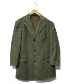 SARTORIA LATORRE(サルトリア ラットーレ)の古着「チェスターコート」|黄緑