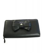 Vivienne Westwood(ヴィヴィアン ウェストウッド)の古着「財布」|ブラック
