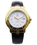 TAG Heuer(タグホイヤー)の古着「クロノメーター/腕時計」|ブラウン
