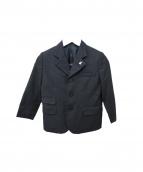 BURBERRY LONDON(バーバリーロンドン)の古着「キッズ セットアップスーツ」|ブラック