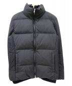 MORGAN HOMME(モルガンオム)の古着「ダウンジャケット」|ブラック