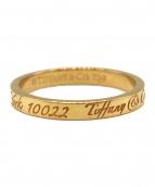 TIFFANY & Co.(ティファニー)の古着「ノーツナロー リング」