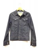 FACTOTUM(ファクトタム)の古着「デニムジャケット」