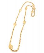 CHANEL(シャネル)の古着「ロングネックレス」|ゴールド