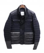 MONCLER(モンクレール)の古着「BURTON/ダウンジャケット」|ブラック