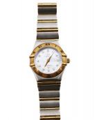 OMEGA(オメガ)の古着「コンステレーション/クォーツ腕時計」