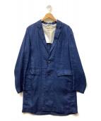 BEAUTY&YOUTH(ビューティーアンドユース)の古着「ショップコート」|ブルー