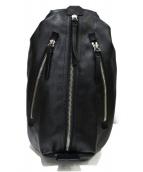 COACH(コーチ)の古着「ボディーバッグ」|ブラック