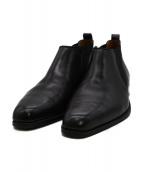 Berluti(ベルルッティ)の古着「サイドゴアブーツ」|ブラック