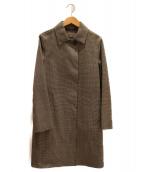 MACKINTOSH(マッキントッシュ)の古着「ゴム引きコート」|グレー