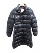 MONCLER(モンクレール)の古着「MEINA/ダウンコート」|ブラック