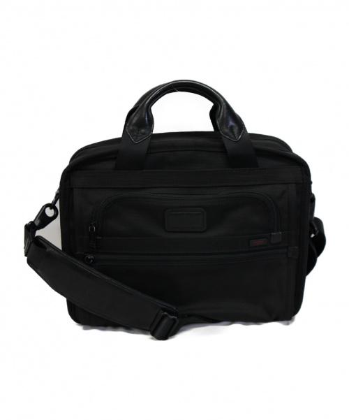 TUMI(トゥミ)TUMI (トゥミ) ブリーフケース ブラック アルファ 26521DHの古着・服飾アイテム