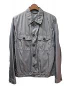 PRADA(プラダ)の古着「ナイロンジャケット」|グレー