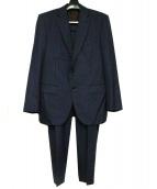 ERMENEGILDO ZEGNA(エルメネジルド・ゼニア)の古着「スーツ」|ネイビー